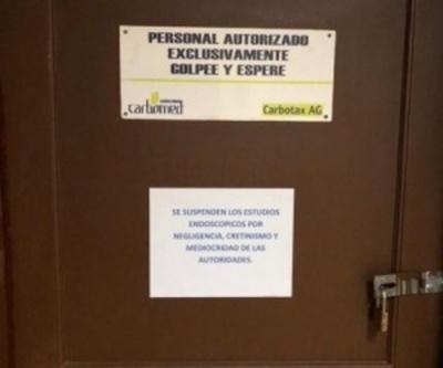 "Médico acusa de ""cretinos"" a directivos de Clínica"