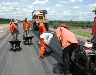 Más de 1300 kilómetros de caminos asfaltados proyecta el gobierno para el Chaco