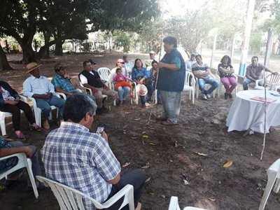 Inician plantación de caña de azúcar en Ñeembucú