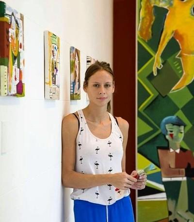 La artista visual Marcela Dioverti recibirá el premio Matisse 2018