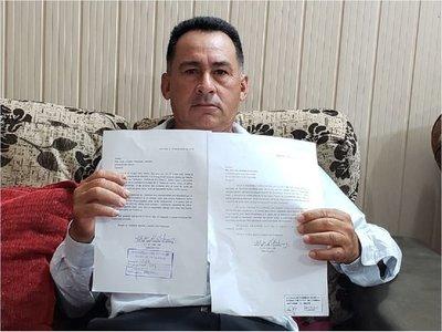 Poblador formula grave denuncia contra policías de Yby Pytá