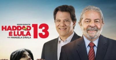 Haddad minimiza augurio de aliado sobre su derrota electoral en Brasil