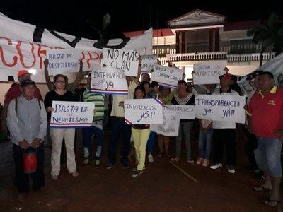 Aprueban pedido de intervención de la Municipalidad de La Paloma