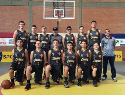 Surgen finalistas en nacional de básquetbol