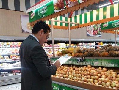 Sedeco registró repunte de precios en 17 productos de la canasta familiar