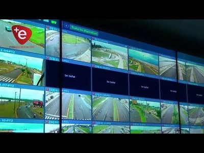 Unas 15 cámaras de seguridad instaladas en la costanera no funcionan