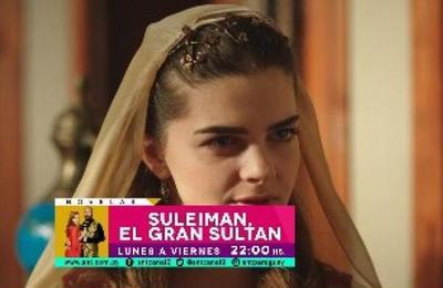 ¡No te pierdas el avance de Suleimán, el Gran Sultán!