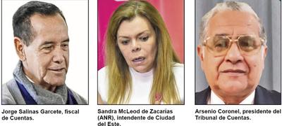 Fiscalía de Cuentas buscaría blanquear gestión de McLeod