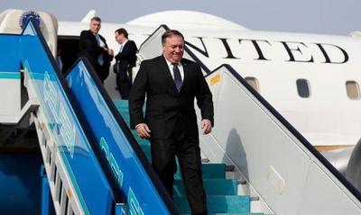 El secretario de Estado de EEUU Pompeo viaja a Panamá y a México
