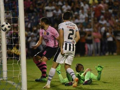 Santaní sufrió la cuarta mayor goleada de su historia