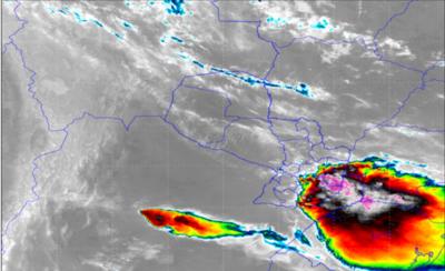 HOY / Alerta de tormentas para el sureste del país