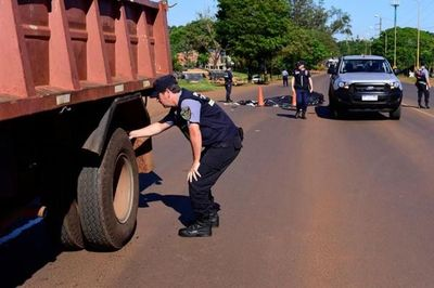 Paraguaya fallece en Argentina