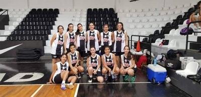 HOY / Libertad, protagonista en las inferiores del baloncesto femenino