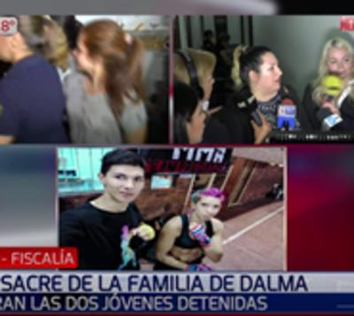 Compañera de Bruno Marabel pasó varias noches en la 'casa del horror'