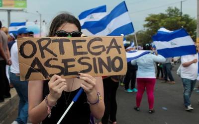 La CIDH elevó a 325 los muertos por la represión en Nicaragua