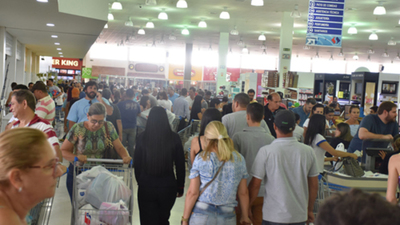 Crisis en Brasil golpea al movimiento comercial de Pedro Juan Caballero