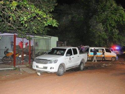 Dos jóvenes son hallados sin vida en Villa Elisa