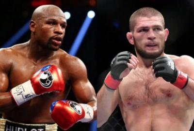 HOY / Mayweather insiste que puede darse la pelea con el ruso Nurmagomedov