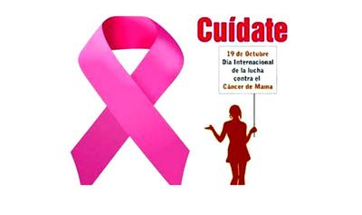 19 de octubre Día Mundial de lucha contra el cáncer de mama – Prensa 5