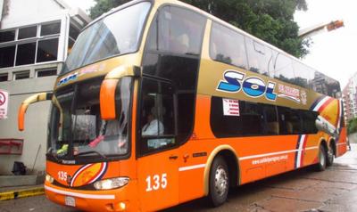 Dinatrán habilita aplicación para conocer horarios e itinerarios de buses