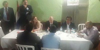 Autoridades judiciales realizaron visita a la penitenciaría de Villarrica