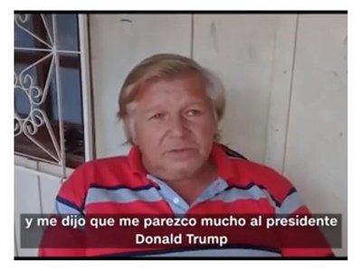 El Donald Trump Paraguayo es furor a nivel internacional