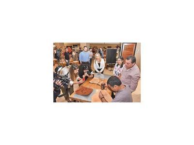 Expo cuero expuso lo mejor en la UIP