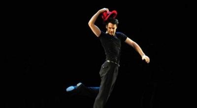 El bailarín argentino Iñaqui Urlezaga llega a Paraguay