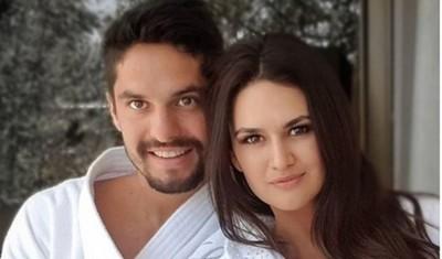 Leryn Franco y su marido concientizan sobre el cáncer de mamas