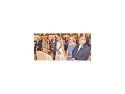 El casamiento Grillón-Mareco