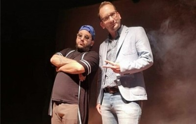 Jorge Ratti Y José Ayala Se Presentan En El Teatro Latino