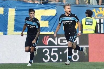La Lazio no falla