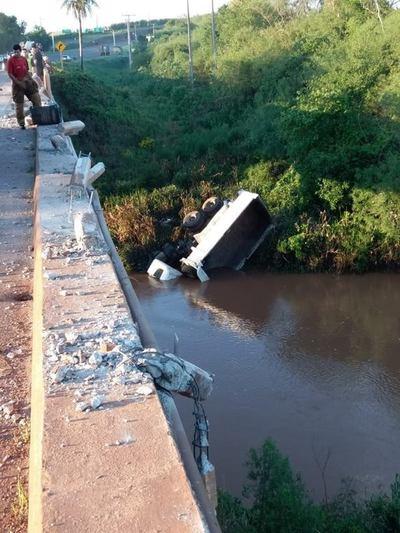 Accidente fatal sobre ruta VI