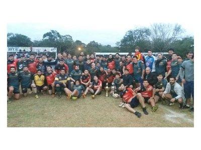 Presidente Franco, el mejor del rugby en la Zona Este