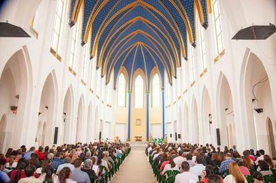 Catedral de San Lorenzo ya no será la única neogótica del país