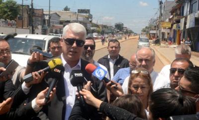 MOPC anuncia demanda contra  empresa y subsidio a frentistas