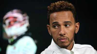 Hamilton quedó a un paso del título en Estados Unidos