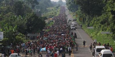 Trump anuncia recorte de ayuda a Guatemala, Honduras y El Salvador