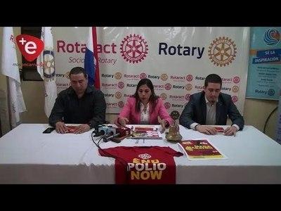 ROTARY ORGANIZA CORRECAMINATA ''CONTRA LA POLIO'' PARA EL 28 DE OCTUBRE