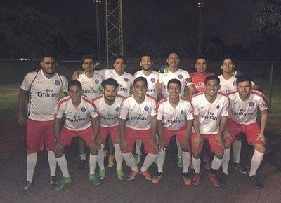 Talento y PSG, líderes