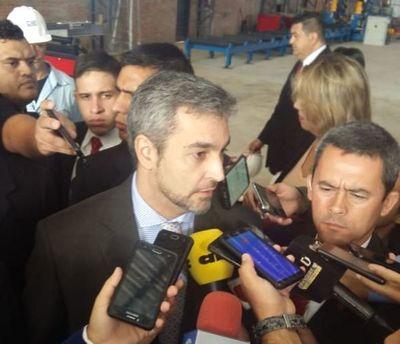 """Mario Abdo sobre caso Metrobús: """"Tenemos todas las de ganar"""""""