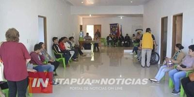 CNEL. BOGADO: ATENCIÓN OFTALMOLÓGICA A PERSONAS DE ESCASOS RECURSOS