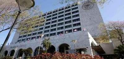 Corte aclaró que dictamen es de Gladys Bareiro