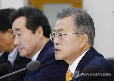 Moon ratifica la cumbre intercoreana de septiembre y los acuerdos militares