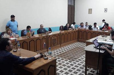Concejales de Concepción aprueban intervención de la municipalidad