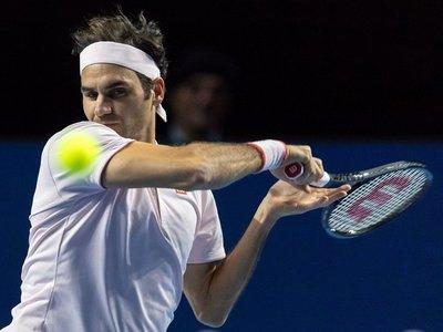 Federer sufre en la primera ronda ante Krajinovic