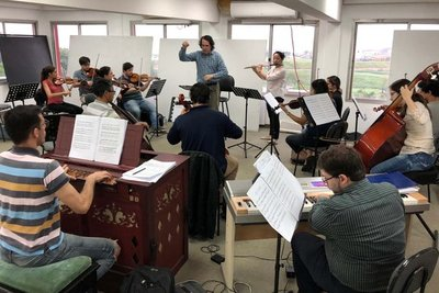 Música en los Palacios de Asunción propone obras de maestros del Barroco