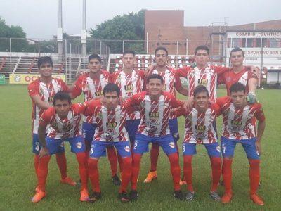Selección Sanlorenzana: Se programaron las semifinales