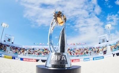 Paraguay sede del Mundial de Fútbol Playa