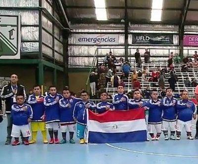 Paraguay jugará la final ante Argentina en Copa América Talla Baja